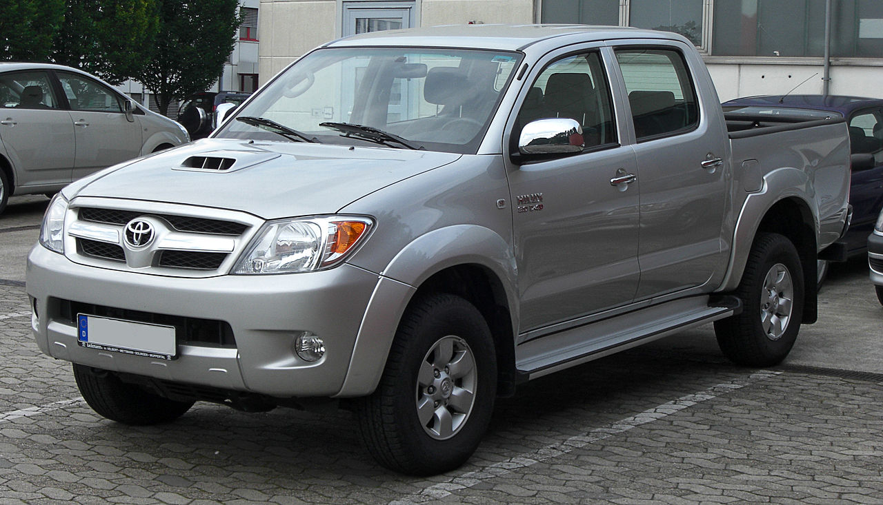 toyota hilux 2005 2013 factory workshop and repair manual download rh workshopmanualdownloadpdf com Toyota Vigo 2012 Thailand Toyota Vigo 2012 Thailand
