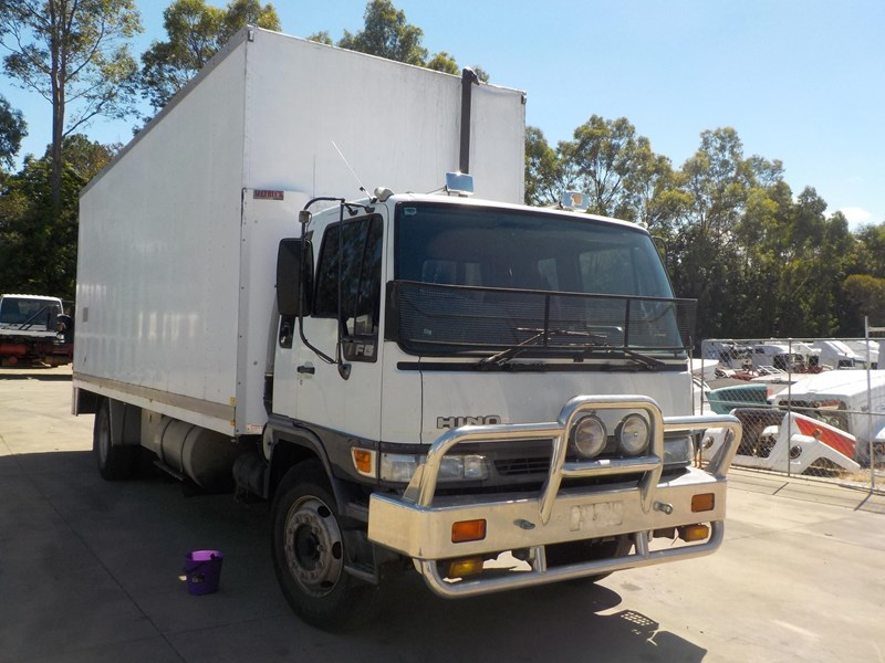 Hino Truck FG17 and FG19 Workshop Manual download