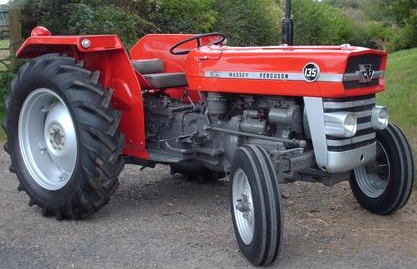 Massey Ferguson MF135 and M148 tractor factory workshop and repair
