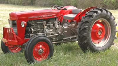 Massey Ferguson MF35 tractor factory workshop and repair manual download