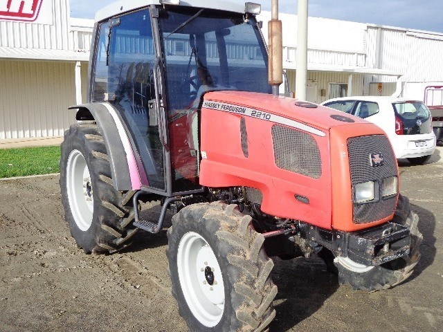 Massey Ferguson 2210 2220 2230 series Workshop Manual PDF Download
