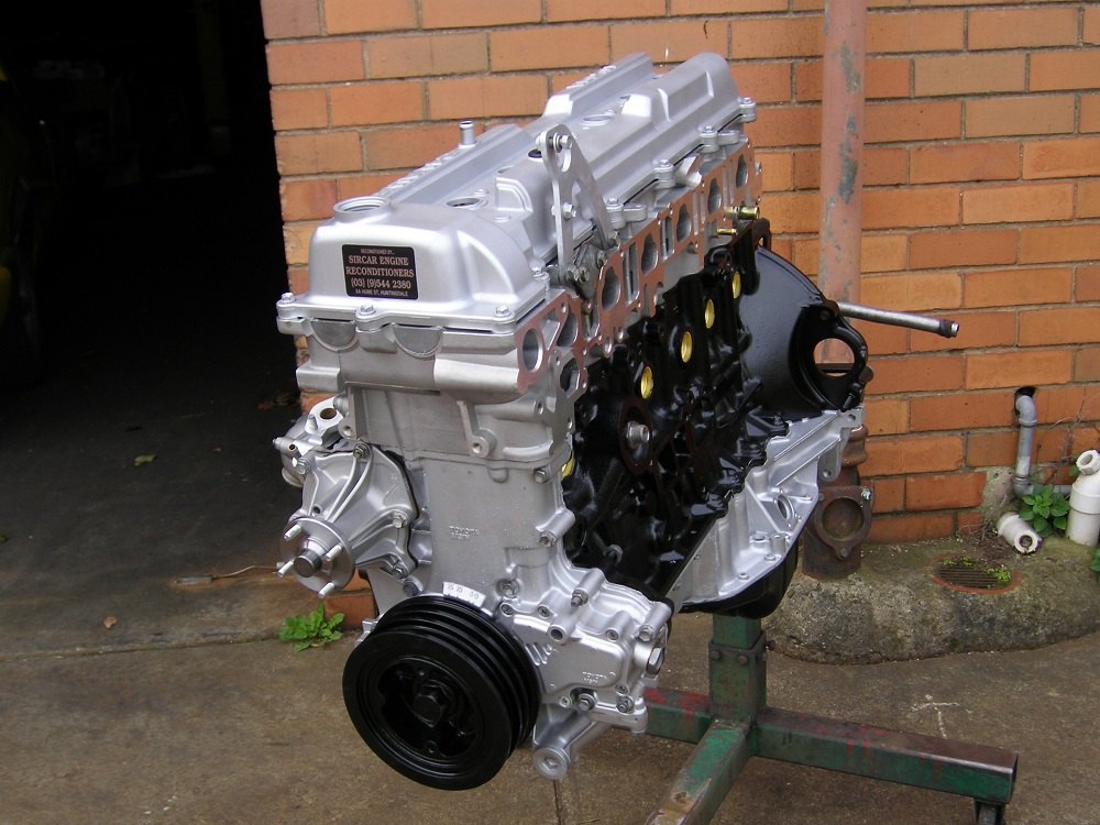 Toyota 1fz Fe 1fz F Engine Factory Workshop And Repair