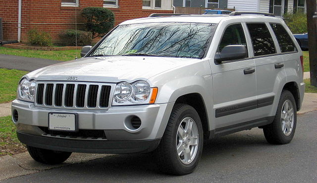 Jeep Grand Cherokee WH WK  factory workshop and repair manual download