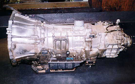 Toyota A442f Automatic Transmission Factory Workshop And