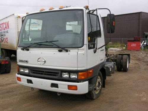 Hino FD FE FF SG FA FB Series Workshop Manual download