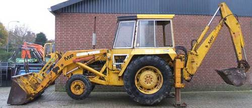 Massey Ferguson MF50B  tractor factory workshop and repair manual download