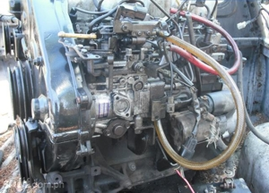 how to change injection pump on 280d hilux