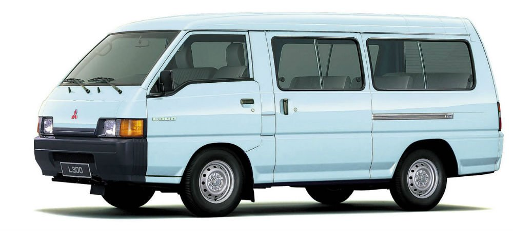 Mitsubishi Delica L300  factory workshop and repair manual download