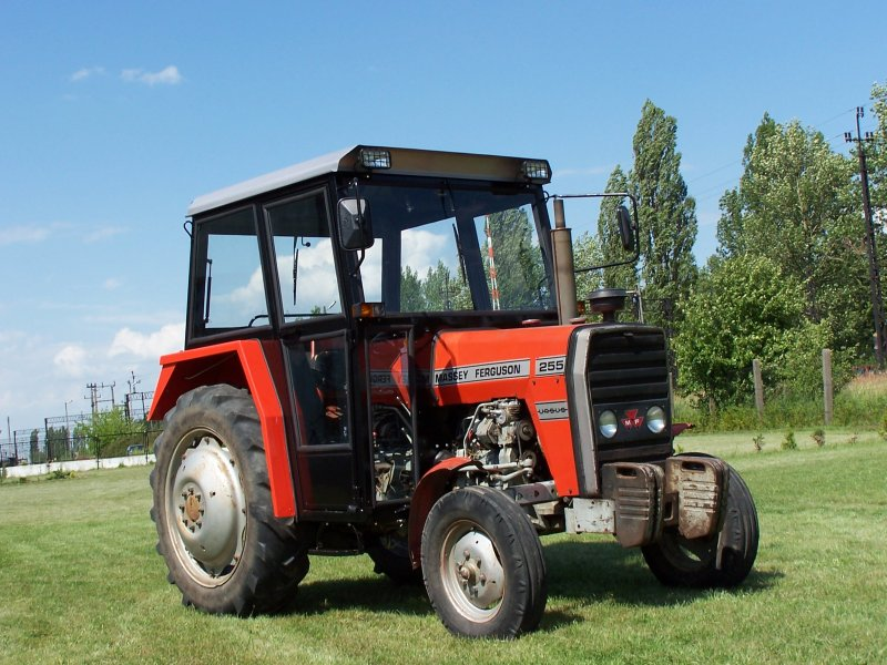 Massey Ferguson MF255 MF265 MF270 MF275 MF290 tractor factory workshop and repair download manual