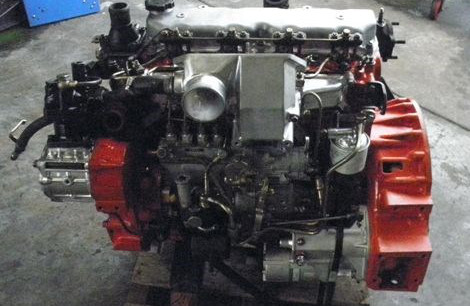 Hino W04D W04C-T  W04C-TI Marine Engine Workshop Manual download